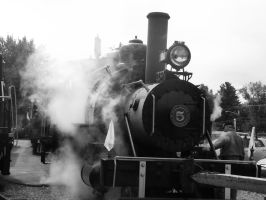 Out of the Steam by Engineer1921