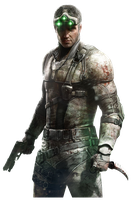 Splinter Cell BLACKLIST - Sam Fisher RENDER by Crussong