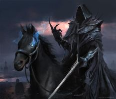 Nazgul by Styoo