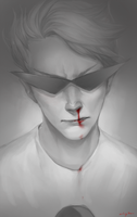Dirk Strider by a-boxthief