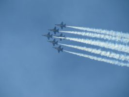 Blue Angels by NicoleChaos1