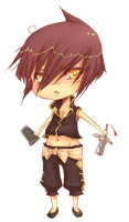 Ren Tao Chibi by chiisai-mini