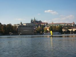 Prague Castle by emy25