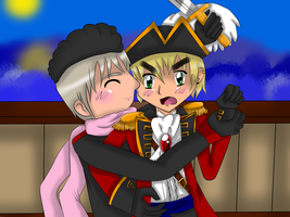 CE Pirate!England and Cossack!Russia by 222222555555