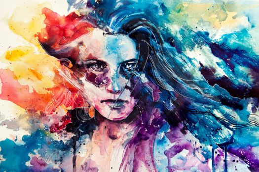 like wildfire by agnes-cecile