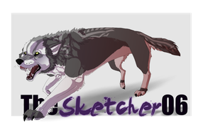 Contest- TheSketcher06 by Narcratic-wolf