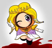 Princess Kenny / South Park The Stick of Truth by Mary147