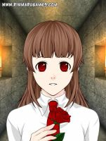 RPG Horror Game Character: Ib by Imagination7