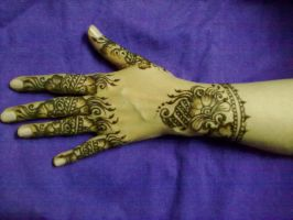 Mom's Henna 20 by honeyness