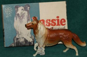 Payed Way Too Much But I In Heaven - Breyer Lassie by Lovely-DreamCatcher