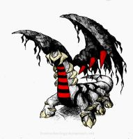 Giratina - Altered by FrostTechnology