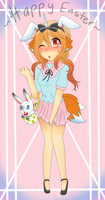 happy easter 2012 by harmpink456