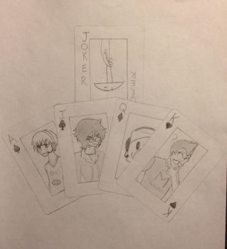 The Gangs All Here (World of Cards) by TheFourSouls