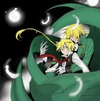 Jack and Oz - Pandora Hearts by mmeades01