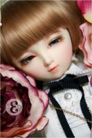 MyDoll : Flower's Hug by tr3is