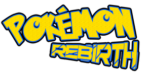 Pokemon Rebirth Logo by KingAsylus91