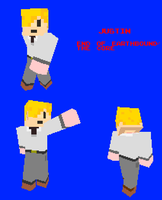 Justin Preview by Aeonterbor