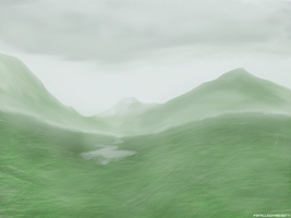 Winds of the mountains by AnimatorRawGreen