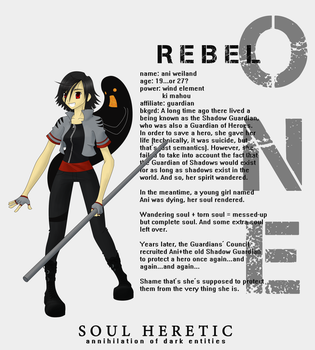 SHADE::rebel one by Hail-Storm