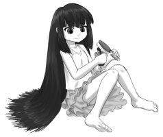 Black and White, big and small by AlloyRabbit