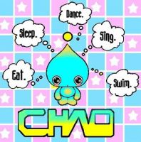 Chao by saintelle
