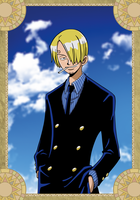 Sanji - One Piece by xxJo-11xx