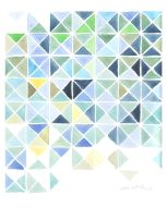 Abstract Geometric shapes by SuicideNeil