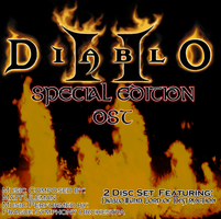 Diablo II SE OST 2 - Booklet 1 by digitaleva