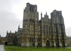 wells cathedral 1 by ZUMzumSTAR