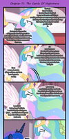 Past Sins: The Castle Of Nightmare P6 by SaturnStar14