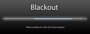 Blackout for Mac OS X by cristomac24