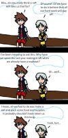 KH1 Short: Ruining It by masterofpigs