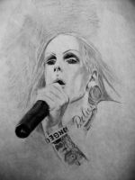 Jeffree Star Singing. by FreakyArtist