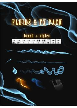 FLUIDs and FX pack by Wen-JR