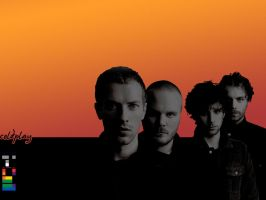 coldplay by frippet