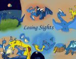 Losing Sights- Exodus of the Water Race (upload#2) by MissUnashamed