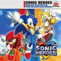 Sonic Heroes 20th Anniversary by Silversonicvxd