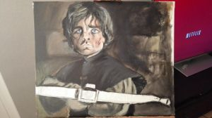 WIP Tyrion, I am your son by Amatheva