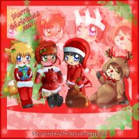Merry Christmas 2008 :D by nennisita1234
