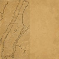 Map of Manhattan and Surrounds by SevenBridges
