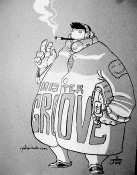 MR GROOVE by galvo
