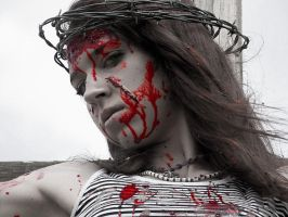 crucifixion 3 by watchfuleyes999
