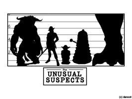 The Unusual Suspects by Danoot