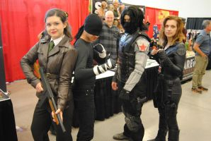 Niagara Falls Comicon 2015 - Agents of Shield by TheWarRises