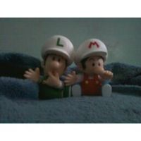 Baby Mario and Luigi 1 by NightshadeAxl