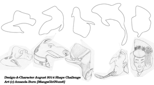 DAC - August 2014 Shape Challenge by Manda-of-the-6