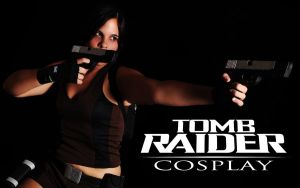 Tomb Raider Cosplay by Jessie-TR