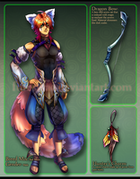 Adopt Auction 2: Red Panda [Closed] by furesiya
