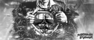 "SUPERMAN ""I'M CLARK KENT"" by th3xPiw0r"