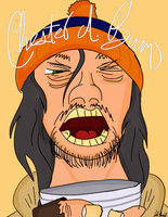 Chester A. Bum by UberMan5000